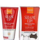 Vlcc Shape up Waist and Tummy Trim Gel 100gms