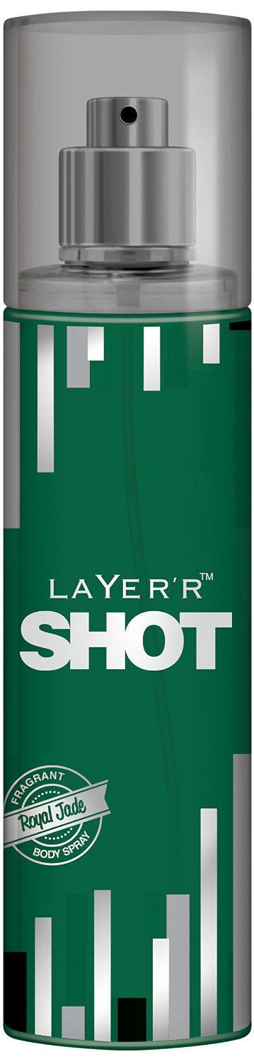 Layer'r Shot Royal Jade, 135ml