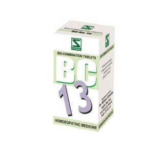 Bio Combination 13 for Leucorrhoea 40 gms- Schwabe Homeopathy