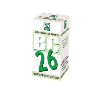 Bio Combination 26 for Childbirth 40 gms - Schwabe Homeopathy
