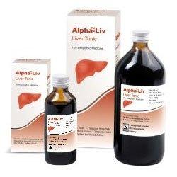 ALPHA-LIV for Liver 100 ml Schwabe Homeopathy