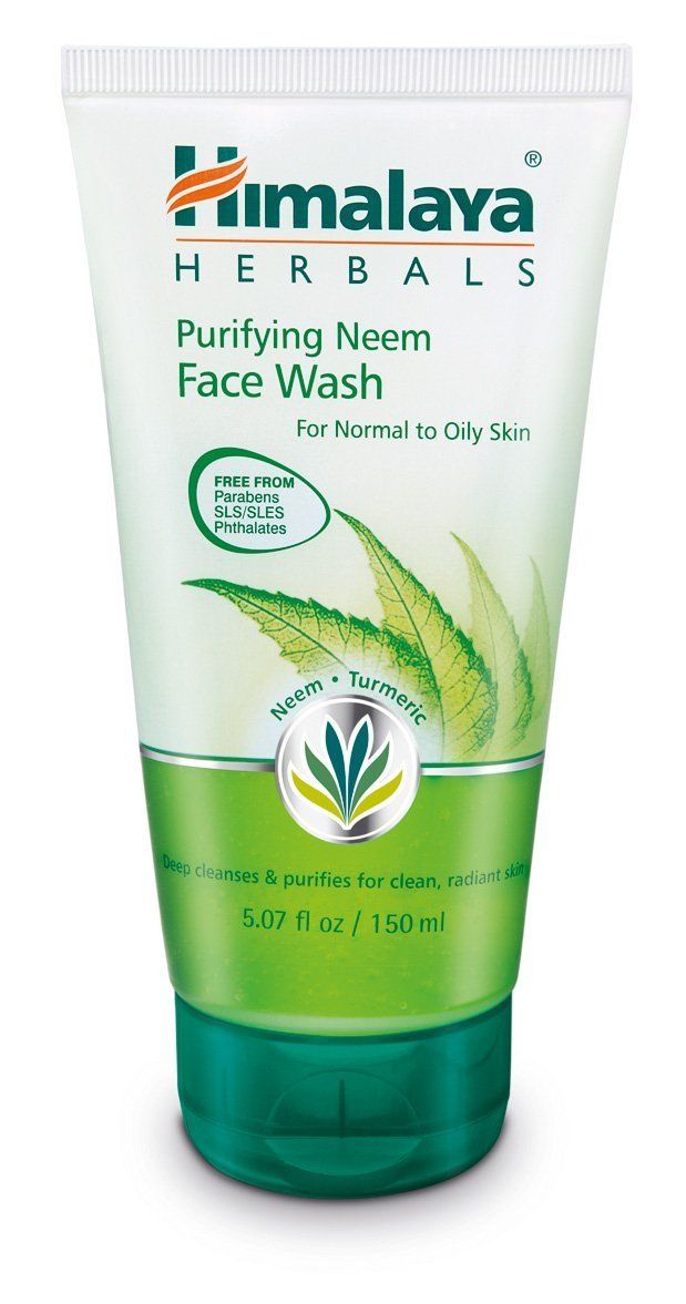 Himalaya Herbals Purifying Neem Face Wash 200ml