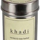 Khadi Sandal and Rose Herbal Face Pack, 100gms