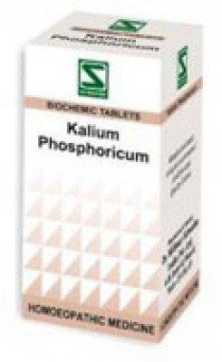 Kalium Phosphoricum for weak muscles 20 gms - Schwabe Homeopathy