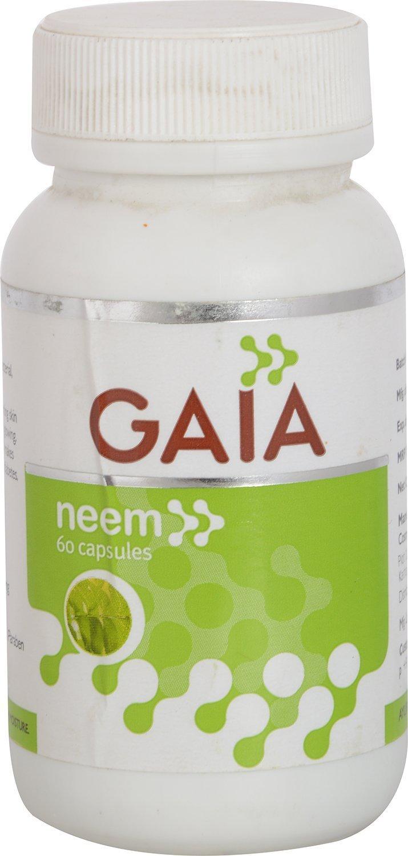 Gaia Neem 60 Capsules