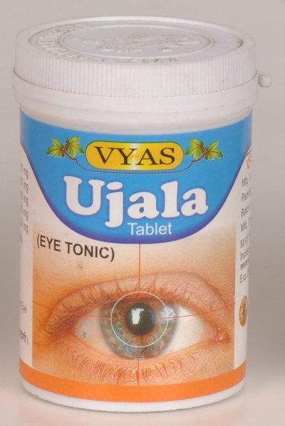 Vyas Ujala (Eye disorder) 100 Tablets