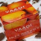 Face & Body Scrub with Walnut & Apricot 220 gms