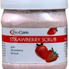Bio Care Strawberry Scrub 500ml