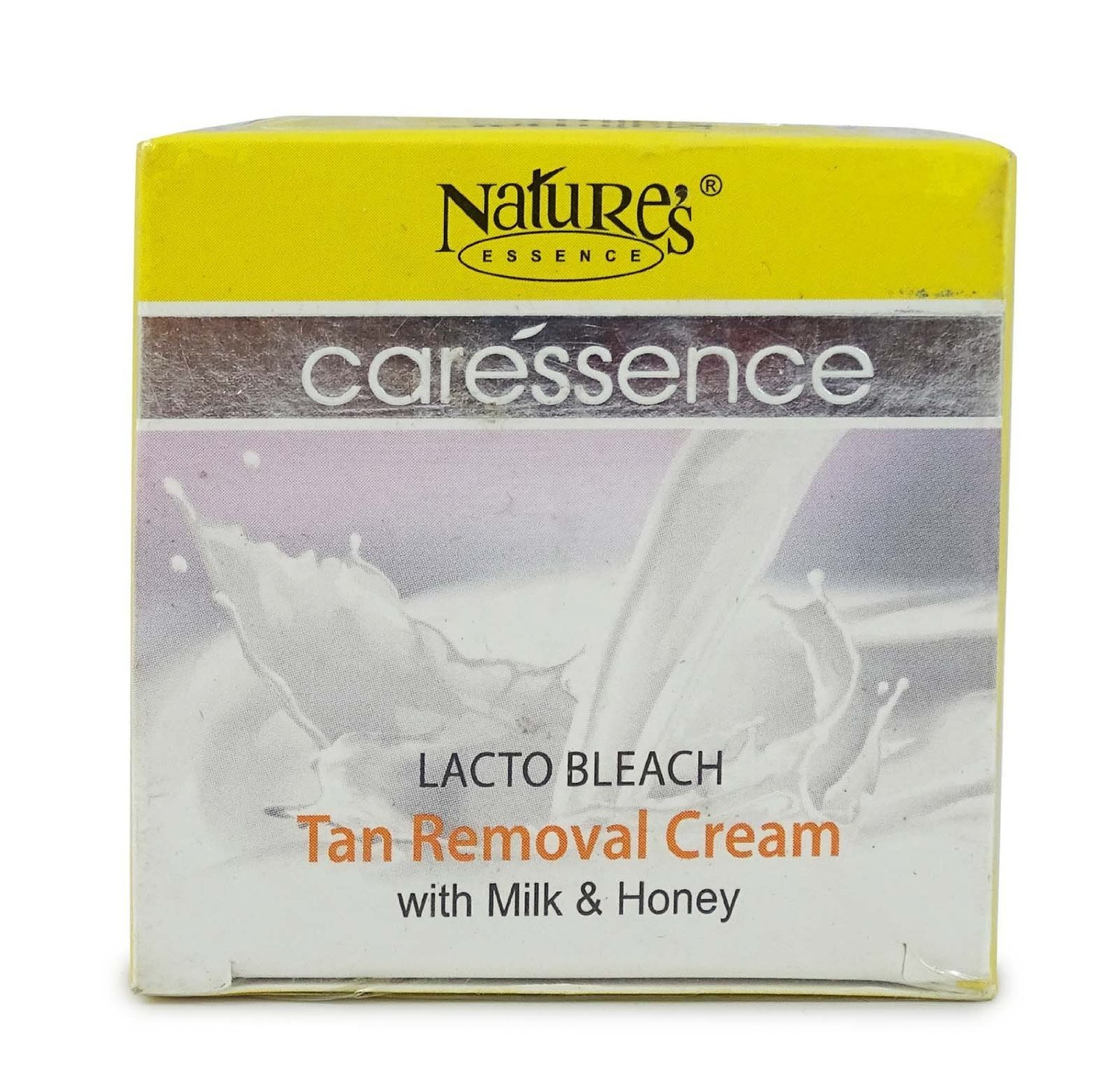 Nature's Essence Lacto Bleach Tan Removal Cream 100 gms