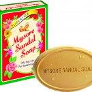 Mysore Sandal Soap Trio (3 x 150 gms)