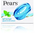 Pears Soft & Fresh Soap Bar 125gm
