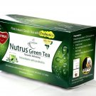 Nutrus Probiotic Green Tea Bags 20 Nos
