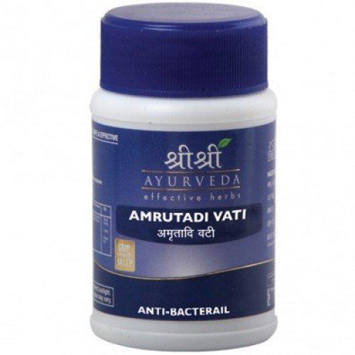 Amrutadi Vati 60 tabs - SRI SRI Ayurveda