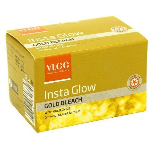 VLCC Professional Insta Glow Gold Bleach 20 gm