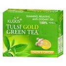 Kudos Tulsi Gold Green Tea (25 TBs)