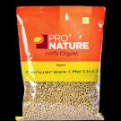 Organic Fenugreek Methi 200 g