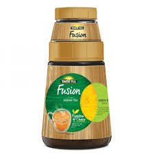 Tata Tea Fusion Assam Kenyan Tea Jar 250 gm