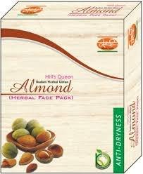 Khadi Hill's Queen Almond Face pack(100 g)
