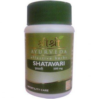 Shatavari 60 tabs Pareban Free - SRI SRI