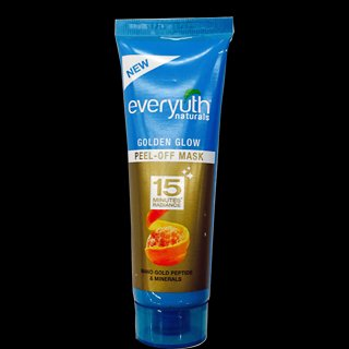 EverYuth Golden Glow Peel Off Home Facial 90 g