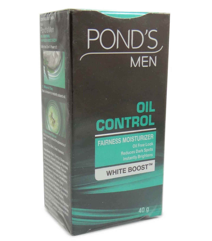 Ponds Men Oil Control Fairness Moisturizer 40 gms