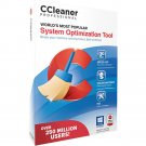 Piriform CCleaner Pro 1 Yr 1 Device Windows/Andriod Download Worldwide Use