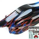 Redcat Racing ATV077-BL Rampage XB-E Blue Body