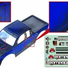 Redcat Racing  1/5 Truck Body, Blue and Black 14050-BL