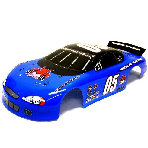 Redcat Racing RC05-N 1/10 On Road Stocker Body, Blue   RC05-N