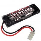 Redcat Racing 2200 NiMh  Battery - 7.2V with Tamiya Connector HX-2200MH-T
