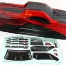 Redcat Racing BS214-003T-RED Truck Body Red  BS214-003T-RED
