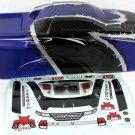 Redcat Racing BS910-015T-B T10 Truck Body Blue  BS910-015T-B