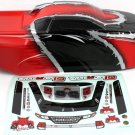 Redcat Racing BS910-015T-R T10 Truck Body Red BS910-015T-R