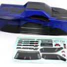 Redcat Racing BS214-003T-BLUE Truck Body Blue  BS214-003T-BLUE