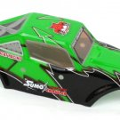 Redcat Racing 2098-B002 Sumo Crawler Body, Green ~