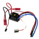 Redcat Racing HW-WP-SC8-RTR Hobbywing Brushless ESC (80A) with Banana connectors, Splashproof ~