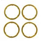 Redcat Racing BS810-068Y Bead Lock Ring, Yellow