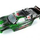 Redcat Racing Off Road Truggy Body, Green Scheme KB-62081