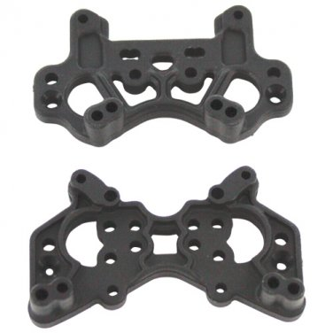 Redcat Racing 16033 Front Shock Tower + Rear Shock Tower ~