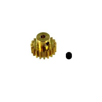 Redcat Racing Brass Pinion Gear (19T, .8 module) 11179