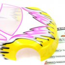 Redcat Racing  1/10 Road Car Body, Pink and Yellow  01012