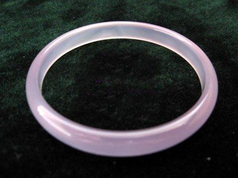 Pink Agate Bracelet-1