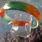 red and green agate bracelet-2
