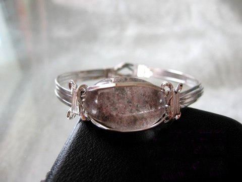 natural crystal bracelet-1