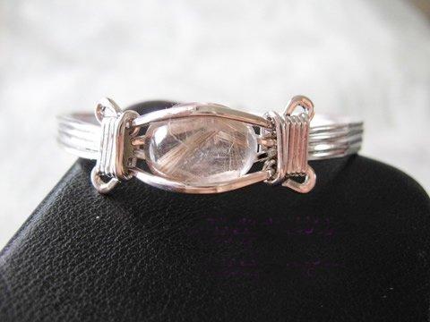 natural crystal bracelet-3