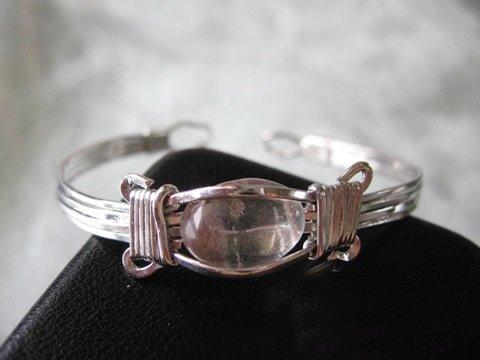 natural crystal bracelet-5