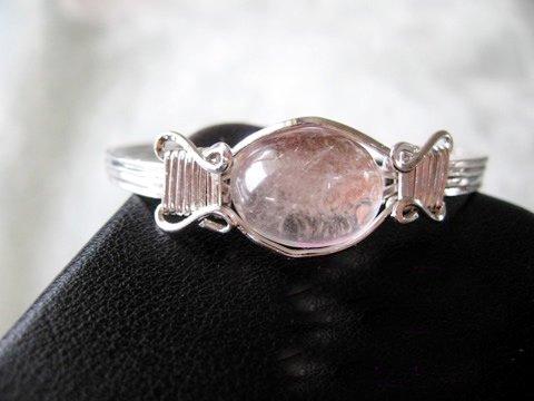 natural crystal bracelet-11