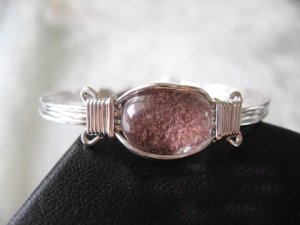 natural crystal bracelet-12