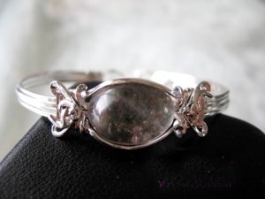 natural crystal bracelet-13