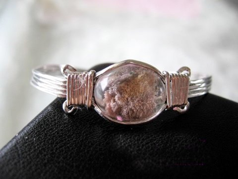 natural crystal bracelet-16